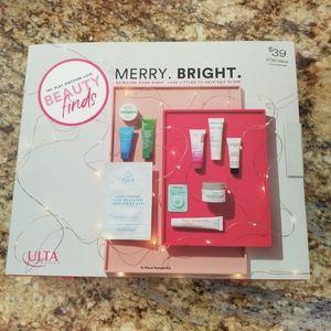 ULTA Merry & Bright Skincare Set!  $39 Retail!